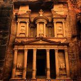 Jordan Petra Stock Image