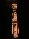 jordan petra skarbu Zdjęcia Royalty Free