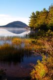 Jordan Pond Stock Photography
