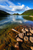 Jordan Pond Stock Images