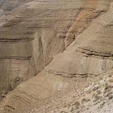 Jordan Rift Valley Arkivfoto