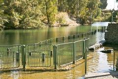 Jordan River Images libres de droits