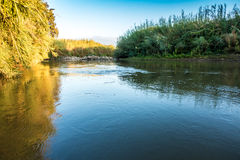 Jordan river, Israel Stock Images