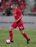Jordan Rossiter van Liverpool Royalty-vrije Stock Foto's