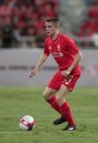 Jordan Rossiter von Liverpool Lizenzfreie Stockfotos
