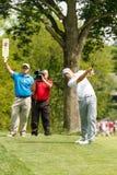 Jordan Spieth at the Memorial Tournament Stock Image