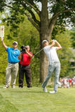 Jordan Spieth at the Memorial Tournament Royalty Free Stock Photo