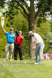 Jordan Spieth at the Memorial Tournament Stock Images