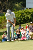 Jordan Spieth at the Memorial Tournament Stock Photos