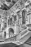 Jordan Staircase of the Winter Palace, Hermitage Museum, St. Pet Royalty Free Stock Photo