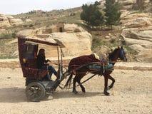 Jordan taxi Royalty Free Stock Photo