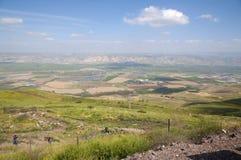 Jordan Valley Stock Photos