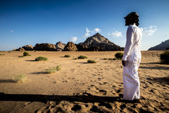 Jordan Wadi Rum Stock Photos