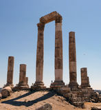 Jordanië - Amman Stock Foto's