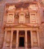 Jordanië - Petra Royalty-vrije Stock Afbeelding