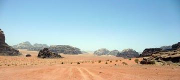 Jordanië - Petra Royalty-vrije Stock Fotografie