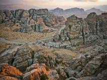 Jordania Imagen de archivo libre de regalías