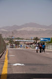 JORDANIA el 11 de abril de 2012 Imagen de archivo