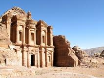 Jordania, Petra fotos de archivo libres de regalías