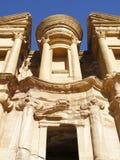 Jordania, Petra Fotografía de archivo