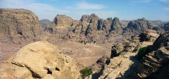Jordania - Petra Zdjęcie Royalty Free
