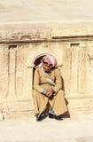 Jordanian man Stock Photography