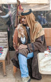 Jordanian man Royalty Free Stock Image