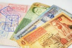 Jordanian trip Stock Images