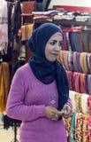 Jordanian woman Royalty Free Stock Photography
