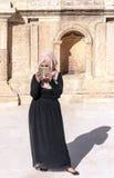 Jordanian woman Stock Photos
