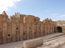 Jordanien Jerash Fotografering för Bildbyråer