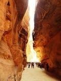 Jordanienförälskelse Royaltyfri Bild