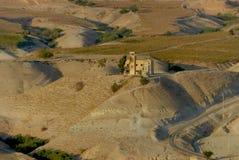 Jordansk vaktstolpe Royaltyfria Bilder