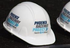 Jordavbrott Phoenix för internationell kapplöpningsbana Royaltyfria Foton