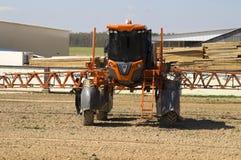 Jordbruks- maskin för vätskegödningsmedel Arkivfoton