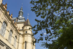 jordbruks- ungersk museumtree Royaltyfria Foton