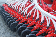 Jordbruks- utrustning Royaltyfri Bild