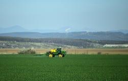 jordbruks- utrustning Royaltyfri Fotografi