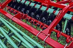 Jordbruks- utrustning. Detalj 149 Arkivbild