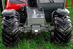 Jordbruks- utrustning. Detalj 164 Arkivfoto