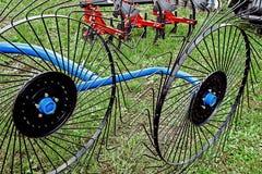 Jordbruks- utrustning. Detalj 148 Royaltyfri Bild