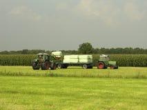 Jordbruksmark Royaltyfri Bild