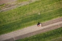 jordbruksmarker Fotografering för Bildbyråer