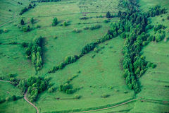 Jordbruksskifte Arkivfoton