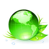 jordgreen Royaltyfria Bilder