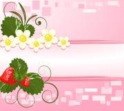 jordgubbar Royaltyfri Illustrationer