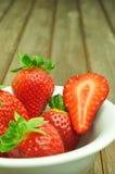 jordgubbar Royaltyfri Bild