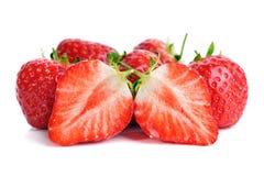 jordgubbar Arkivbild