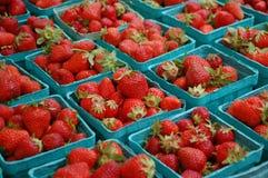 jordgubbar Arkivbilder