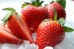 jordgubbar Royaltyfria Foton